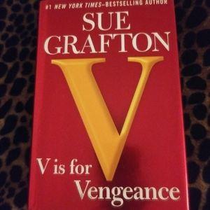 G. P. Putnam's Other - V is for Vengeance